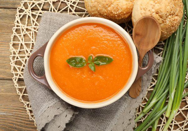 crème de carottes